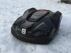 vinterförvaring robotgräsklippare husqvarna automower