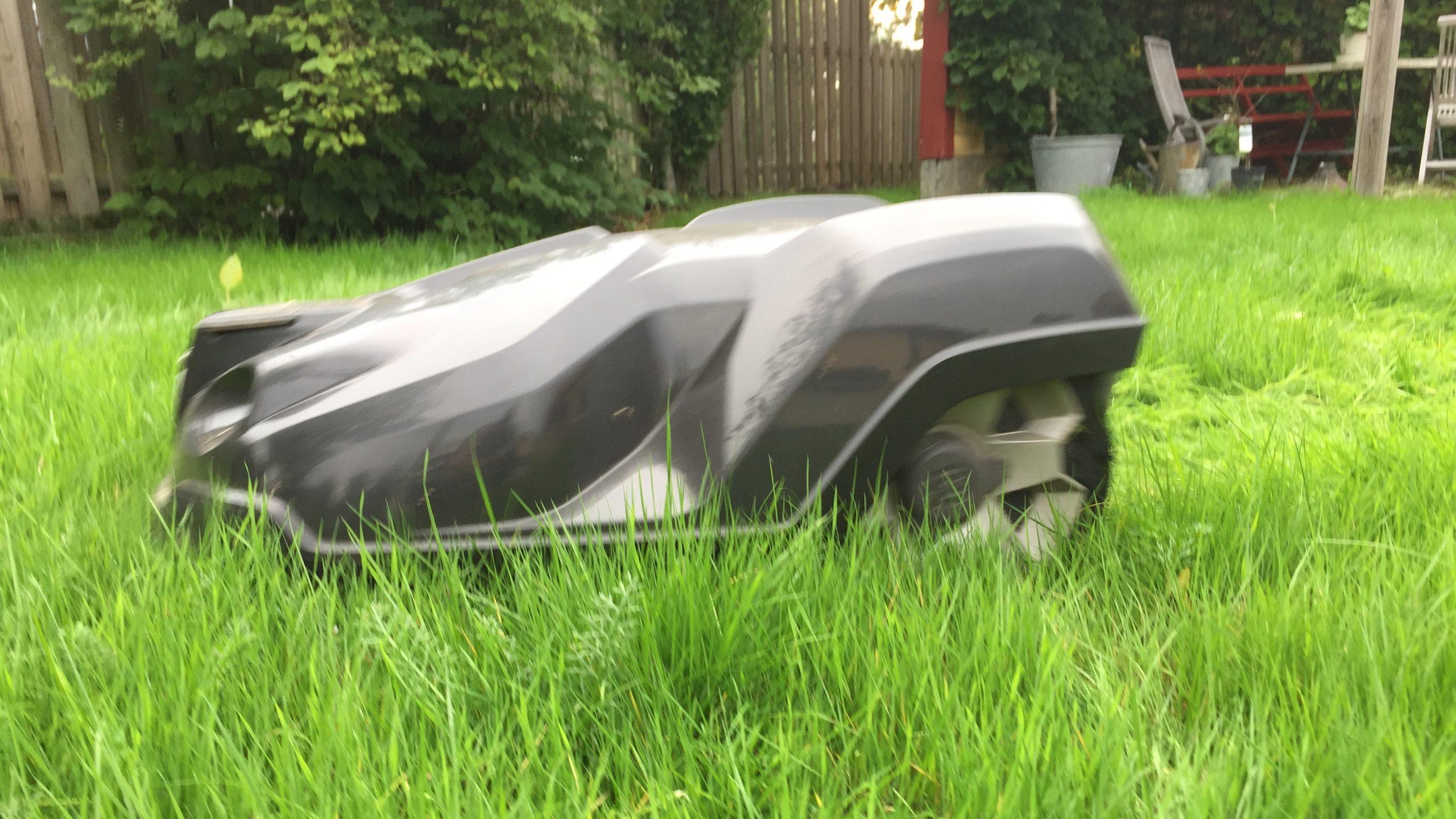 Köpa robotgräsklippare